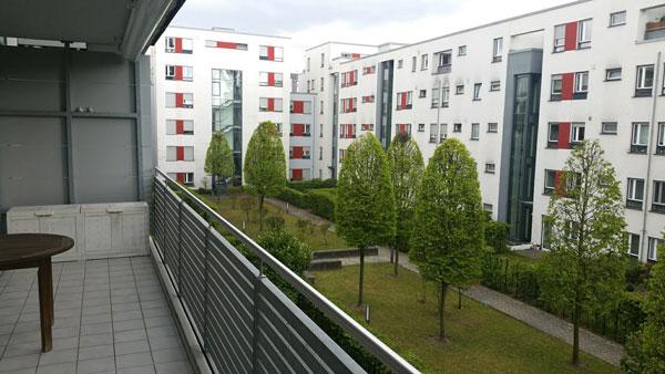 3 Zimmer-Wohnung nähe Hessischer Rundfunk